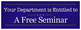 You're Entitle to a Free Seminar